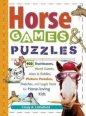 Kids Book of Horse Games and Puzzles