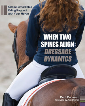 When Two Spines Align : Dressage Dynamics