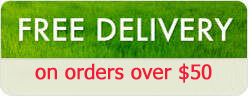 Free delivery within Australia for orders over $50