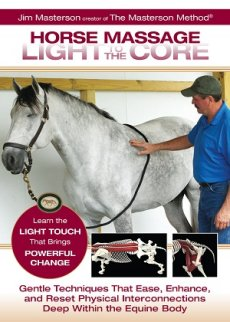 Horse Massage: Light to the Core (DVD)
