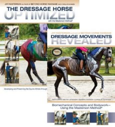 Masterson Dressage Pack (Book & DVD)