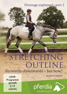Achieving a Stretching Outline: Dressage Explained Part 2 (DVD)
