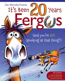 It's Been 20 Years, Fergus (and you're still spooking at that thing?)