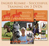BASIC TRAINING FOR RIDING HORSES 1-3 DVD SET